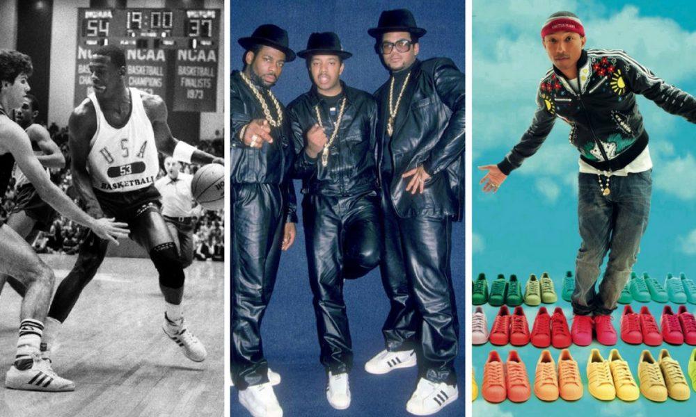 Adidas Superstar Historie