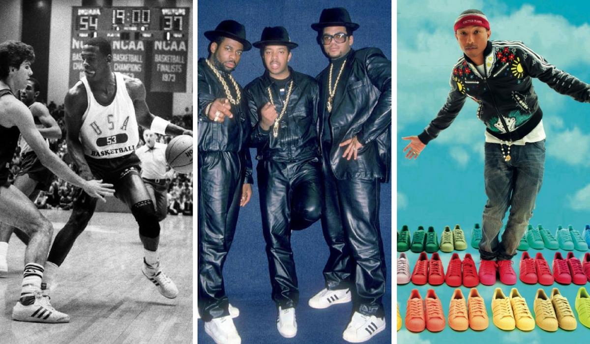 Adidas Superstar: Historien bag et ikon