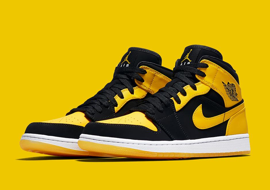 Nike Air Jordan 1 Retro Mid New Love