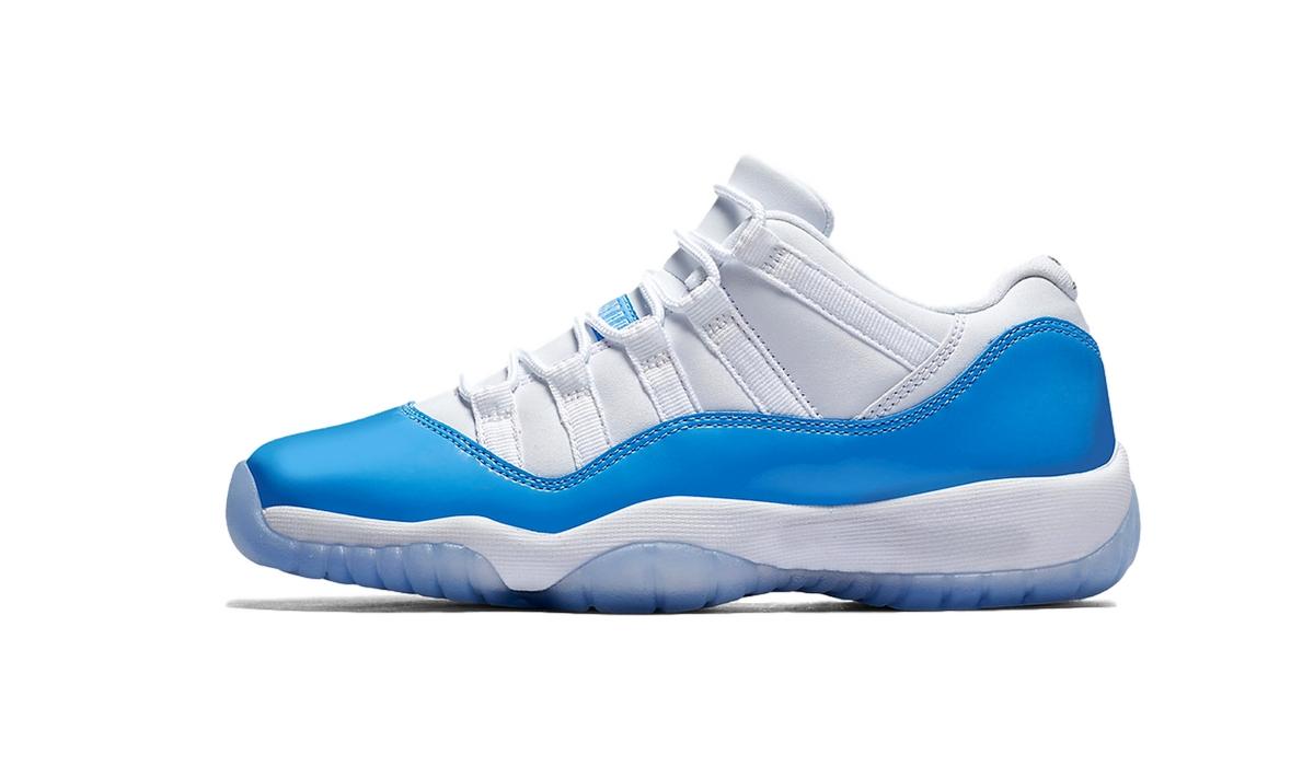 Nike Air Jordan 11 UNC