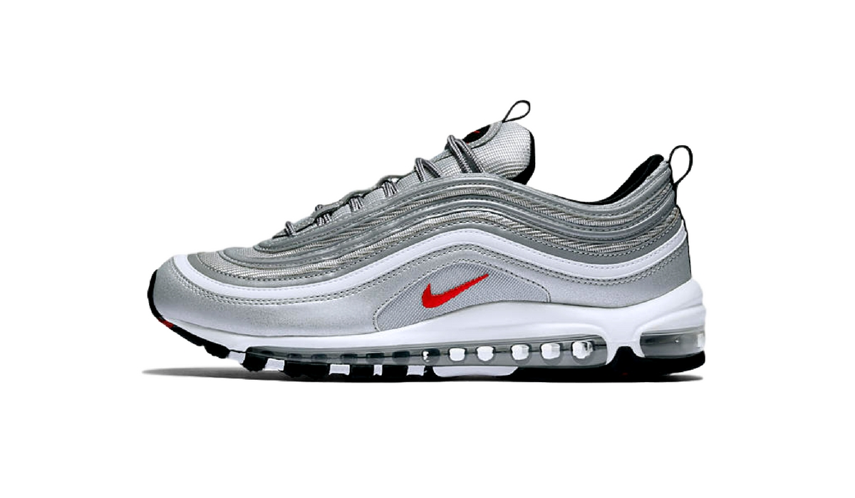 restock nike air max 97 silver bullet. Black Bedroom Furniture Sets. Home Design Ideas