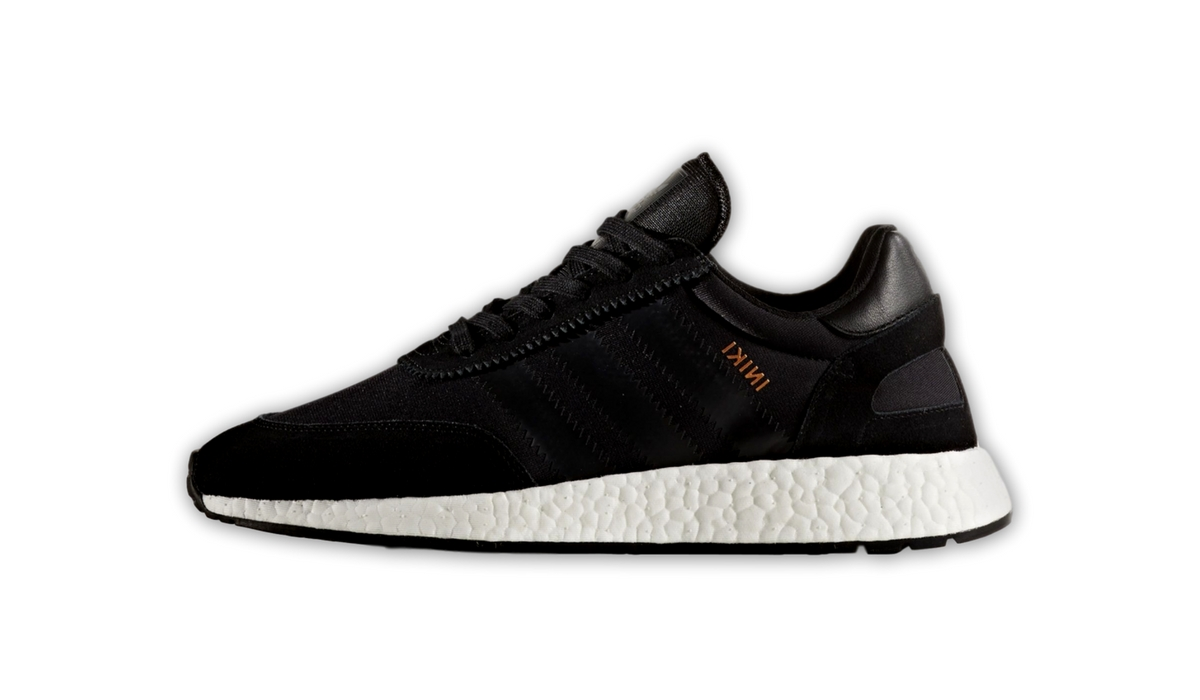 adidas Iniki Runner Boost Black/White