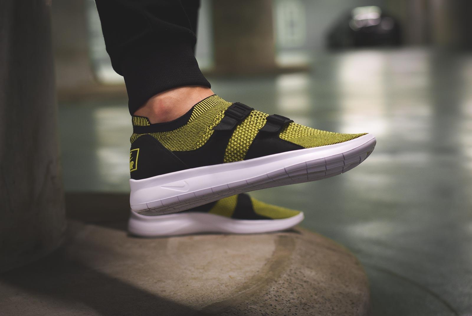 On Feet | Nike Air Sock Racer Ultra Flyknit