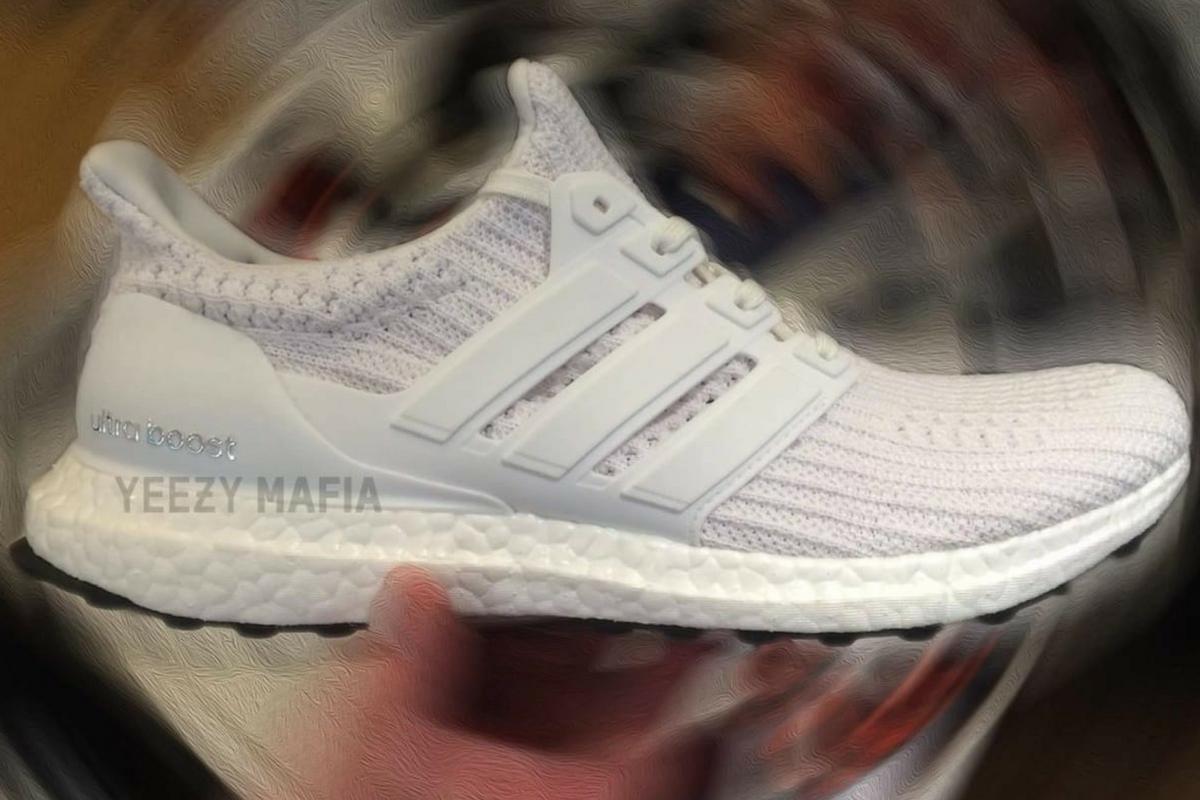 "Sneak peek: adidas Ultra Boost 4.0 ""Triple White"""