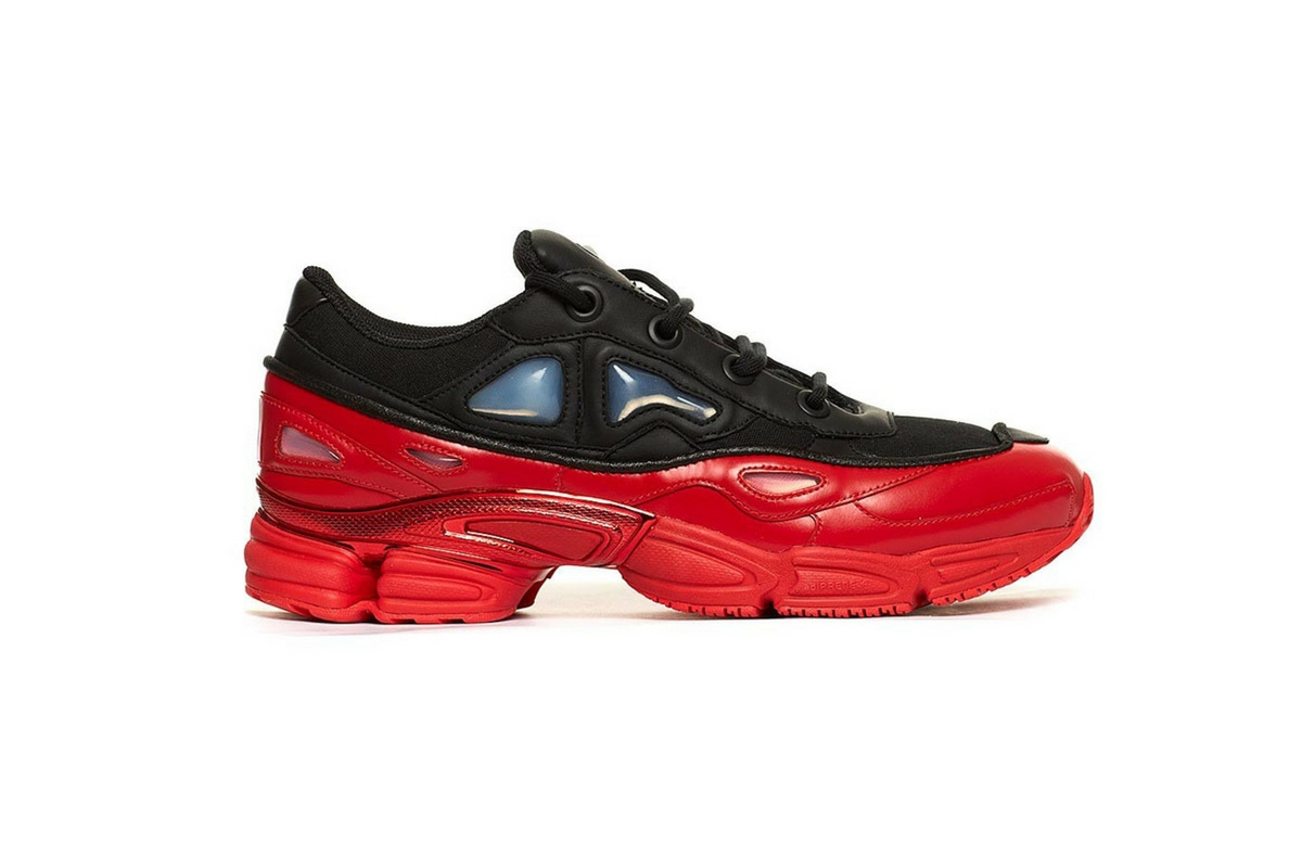 Oversigt over adidas x Raf Simons FW17 sneakers