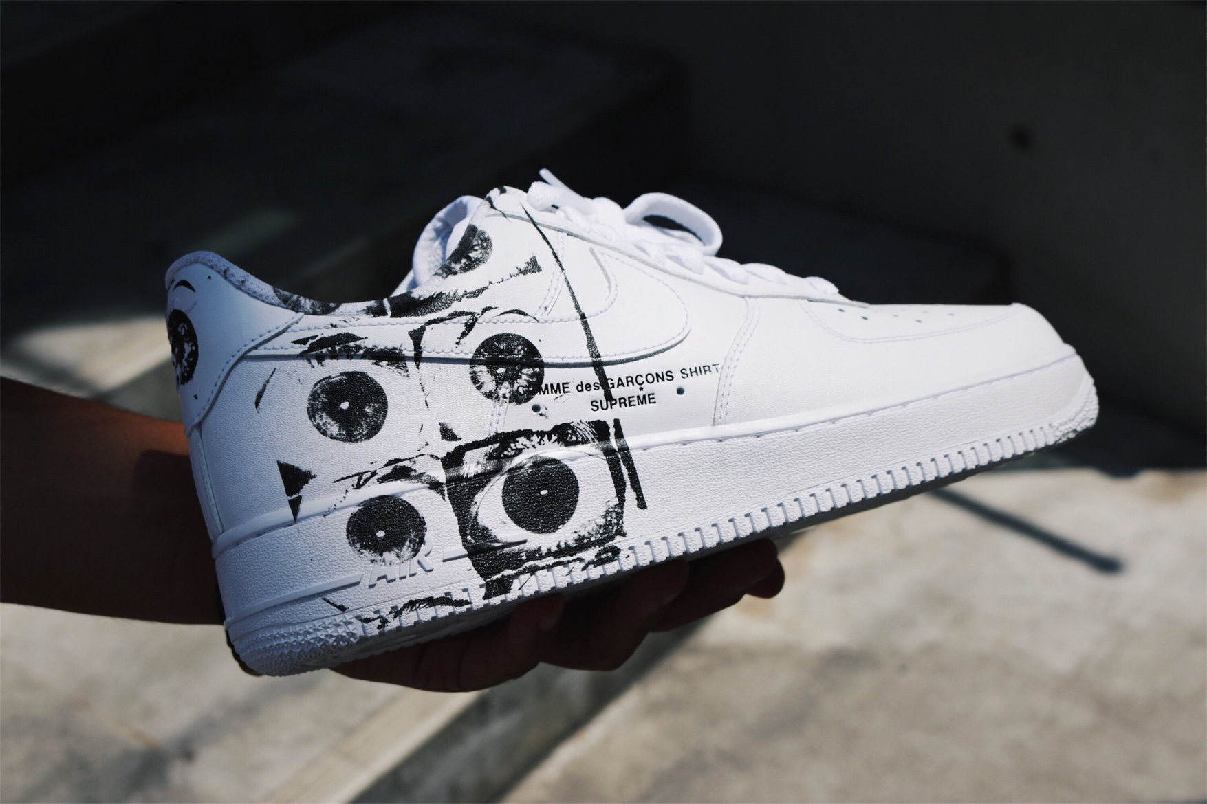Air by the Box: Historien bag Nike Air Force 1 og de ti bedste modeller nogensinde