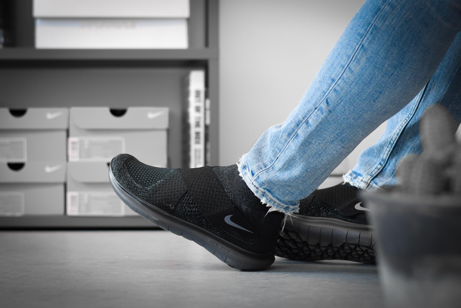 Nike Free Motion Flyknit | Nike løbesko uden snørrebånd