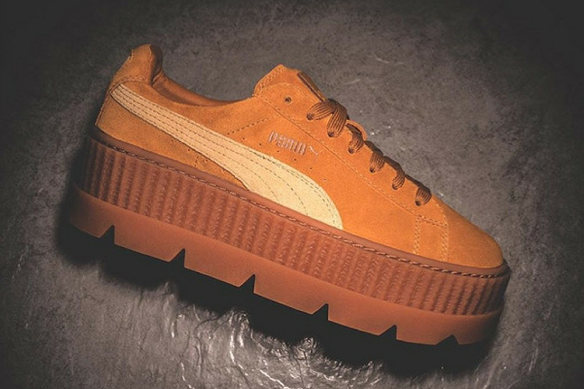 Sneak Peek: Fenty Puma Creeper