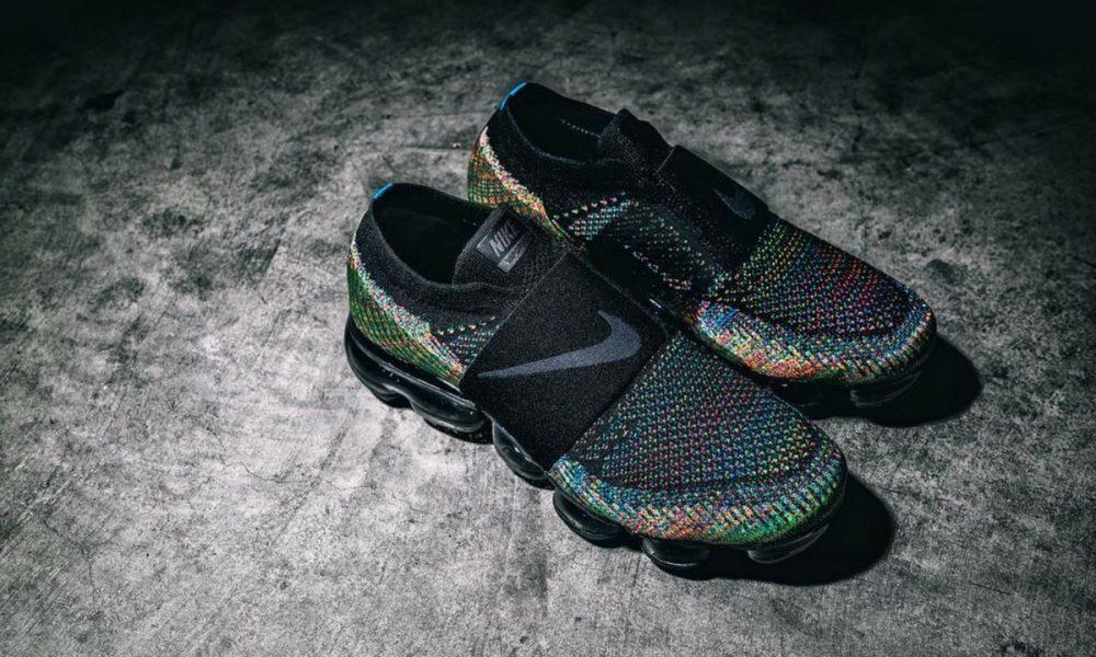 Nike Air VaporMax 'Laceless' 'Multicolor'