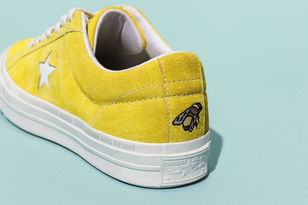 "Tyler, the Creator x Converse One Star ""Golf Le Fleur"""