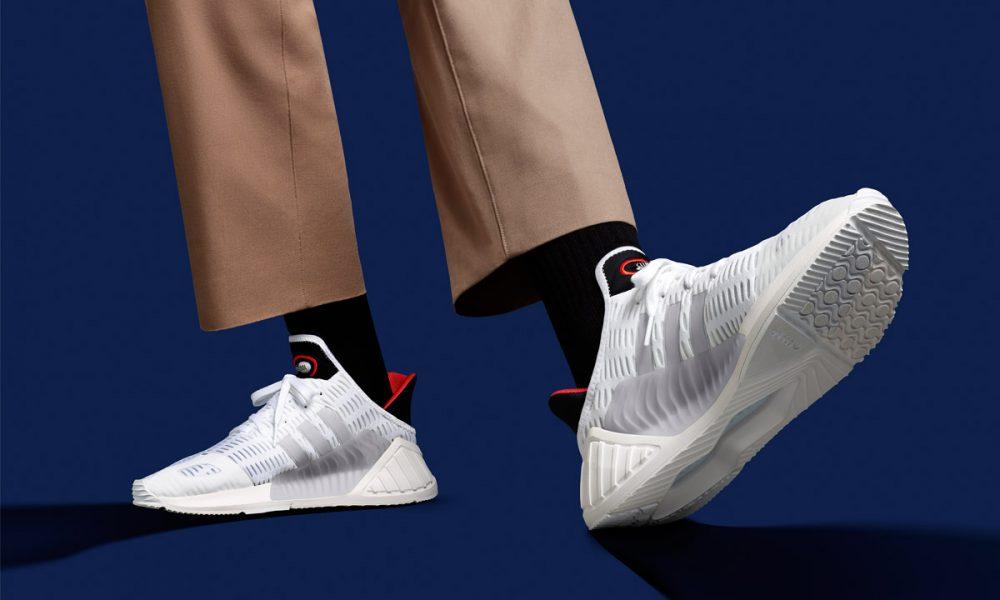adidas Climacool 02.17 White:Grey One