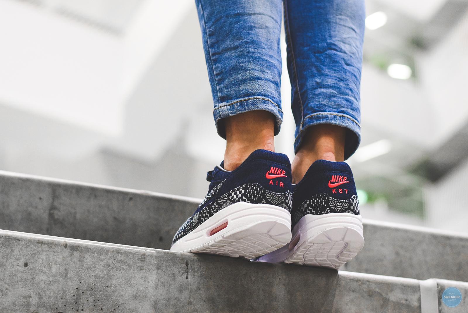 dee93c45d91 Nike Air Max 1 Premium iD Indigo Collection | Sneakerworld.dk
