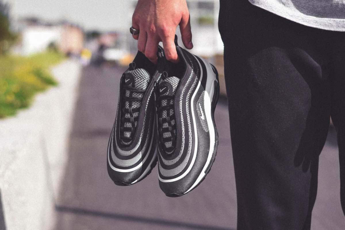 Alt om de nye Nike Air Max 97 Ultra sneakers