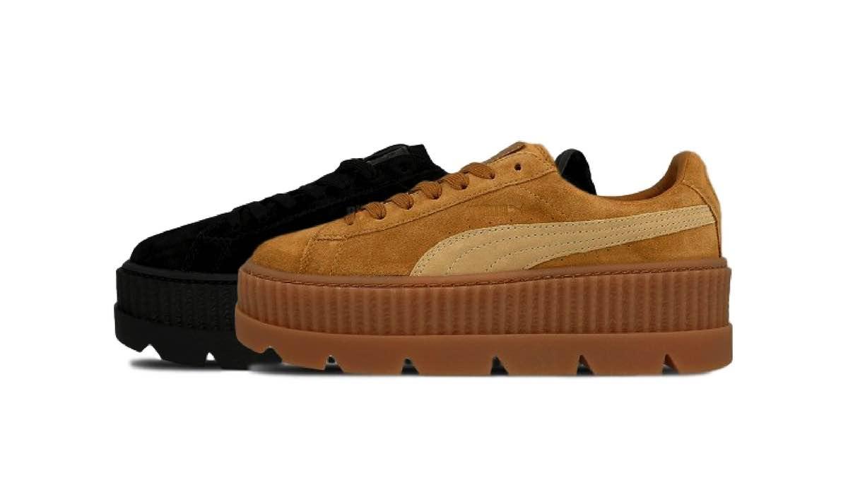 Release | Puma x Fenty Cleated Creeper Pack | Sneakerworld.dk