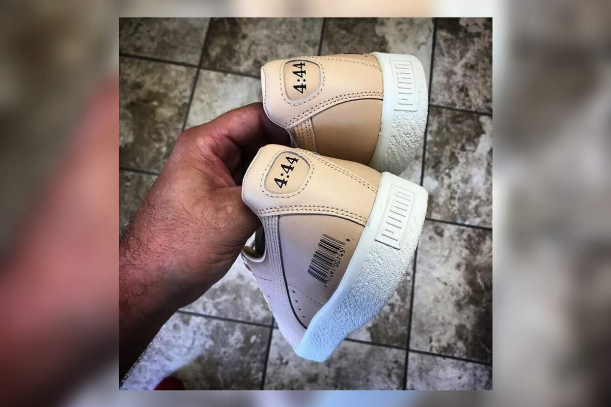 "Sneak Peek: Jay Z x Puma Clyde ""4:44"""