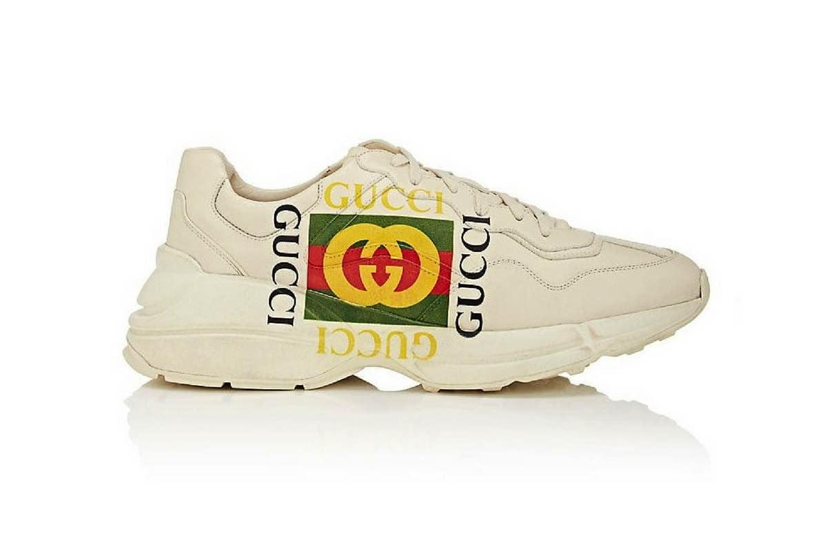 Er dette den vildeste Gucci sneaker til dato?