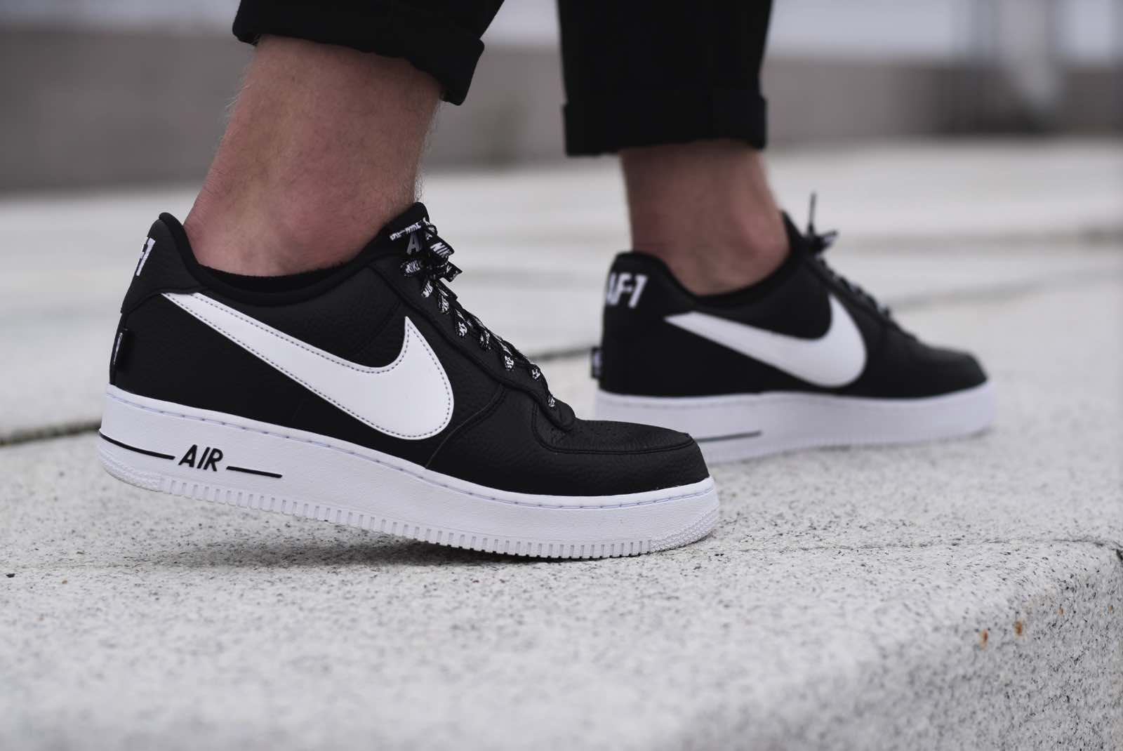 On Foot: Nike Air Force 1 Low