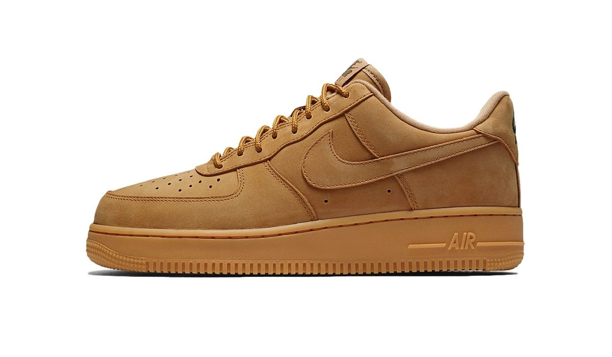 nike air force low flax