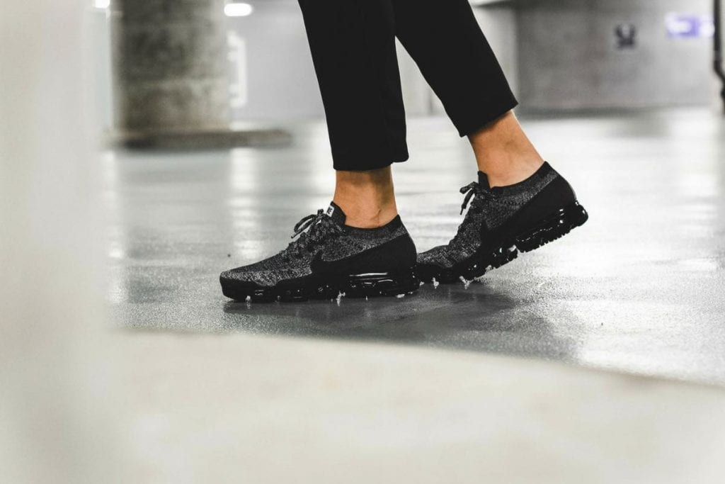 Nike Vapormax Oreo 2.0 On Feet
