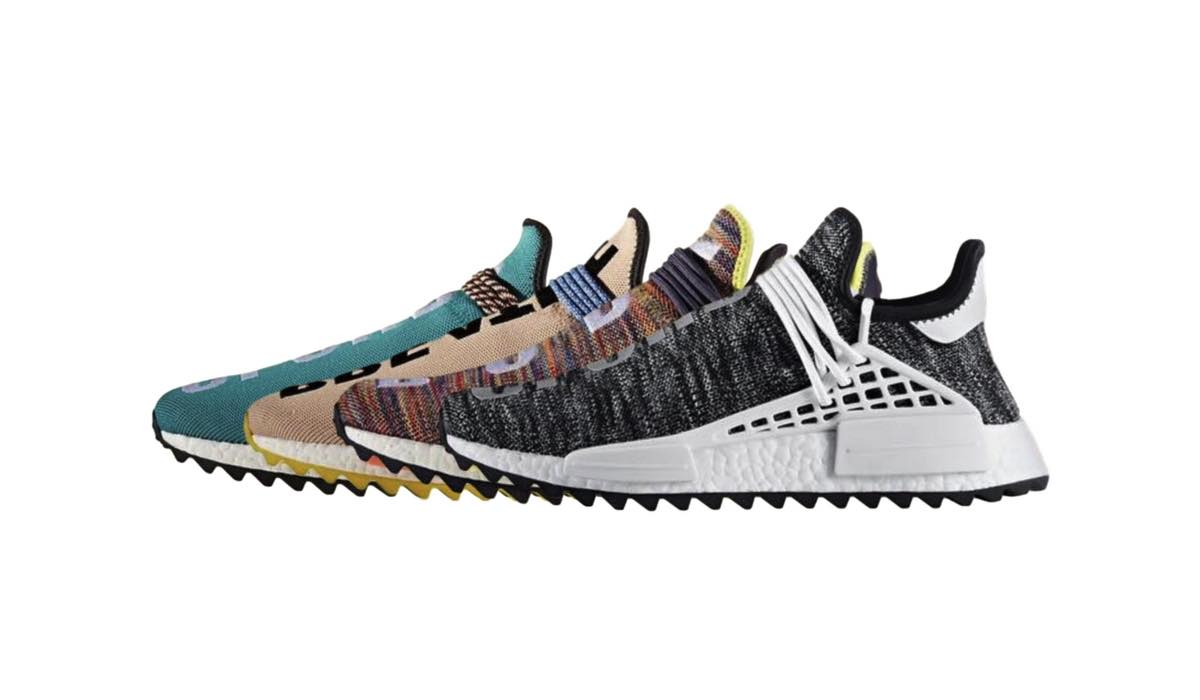 reputable site 75220 2d8a5 Pharrell x adidas NMD Human Race Trail Pack | Sneakerworld.dk