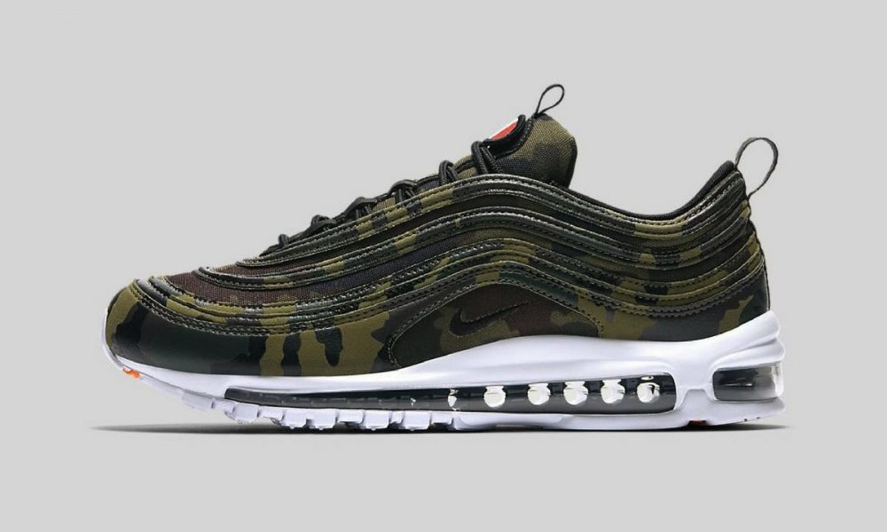 """Nike Air Max 97 """"Country Camo"""" Pack (4)"""