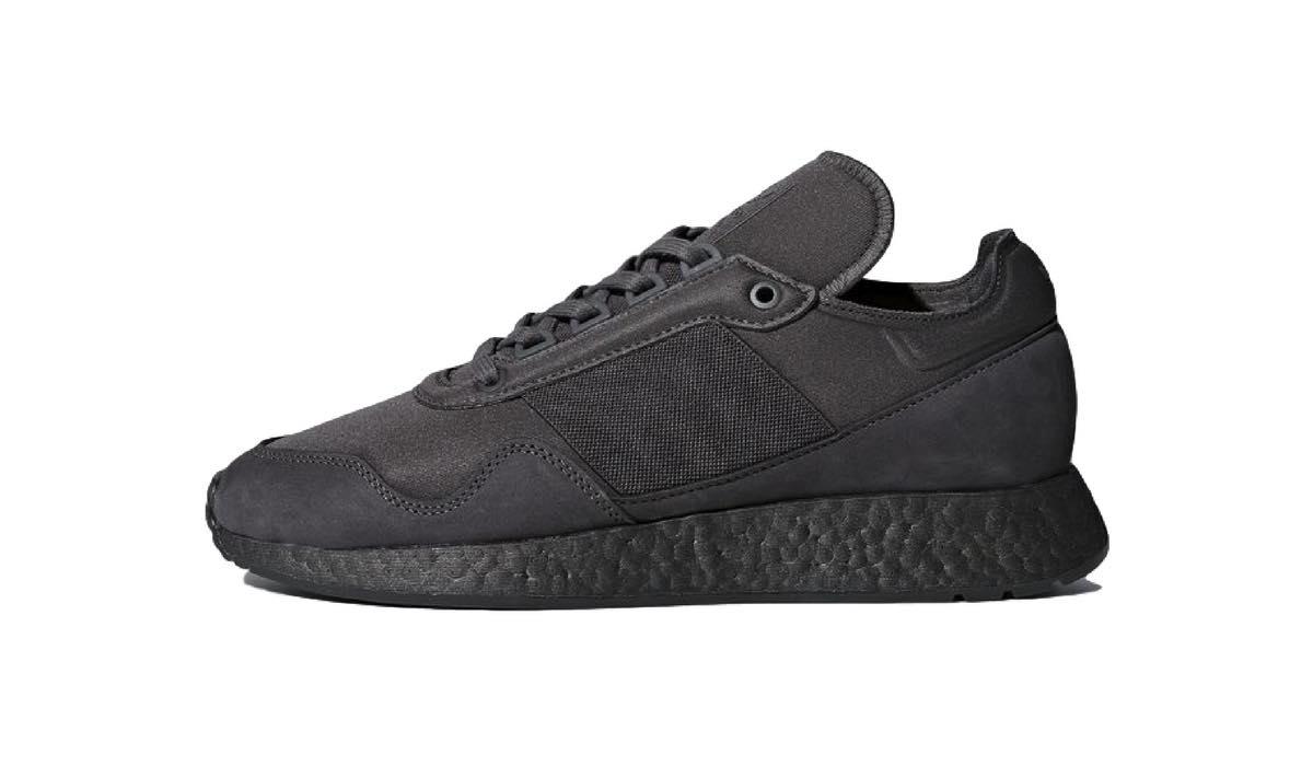 Daniel Arsham x adidas New York Present