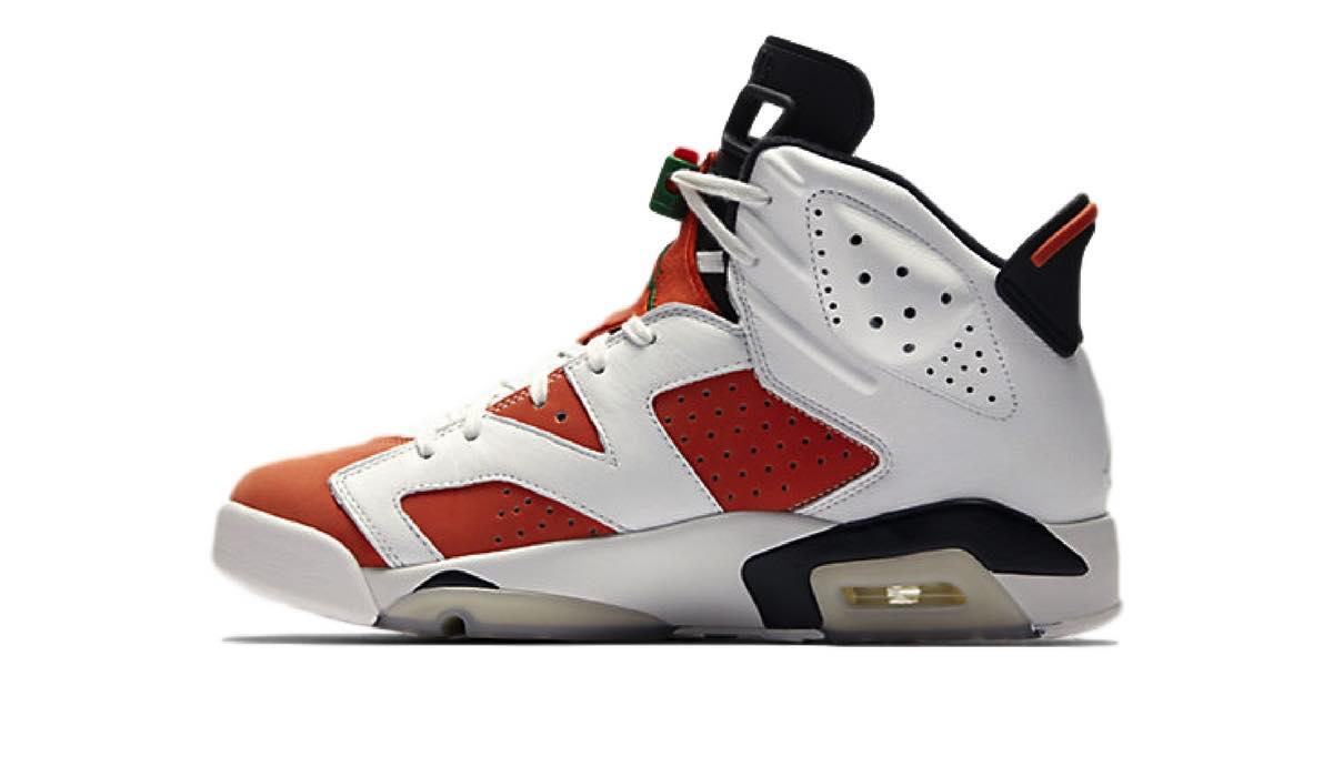 "Nike Air Jordan 6 ""Gatorade"""