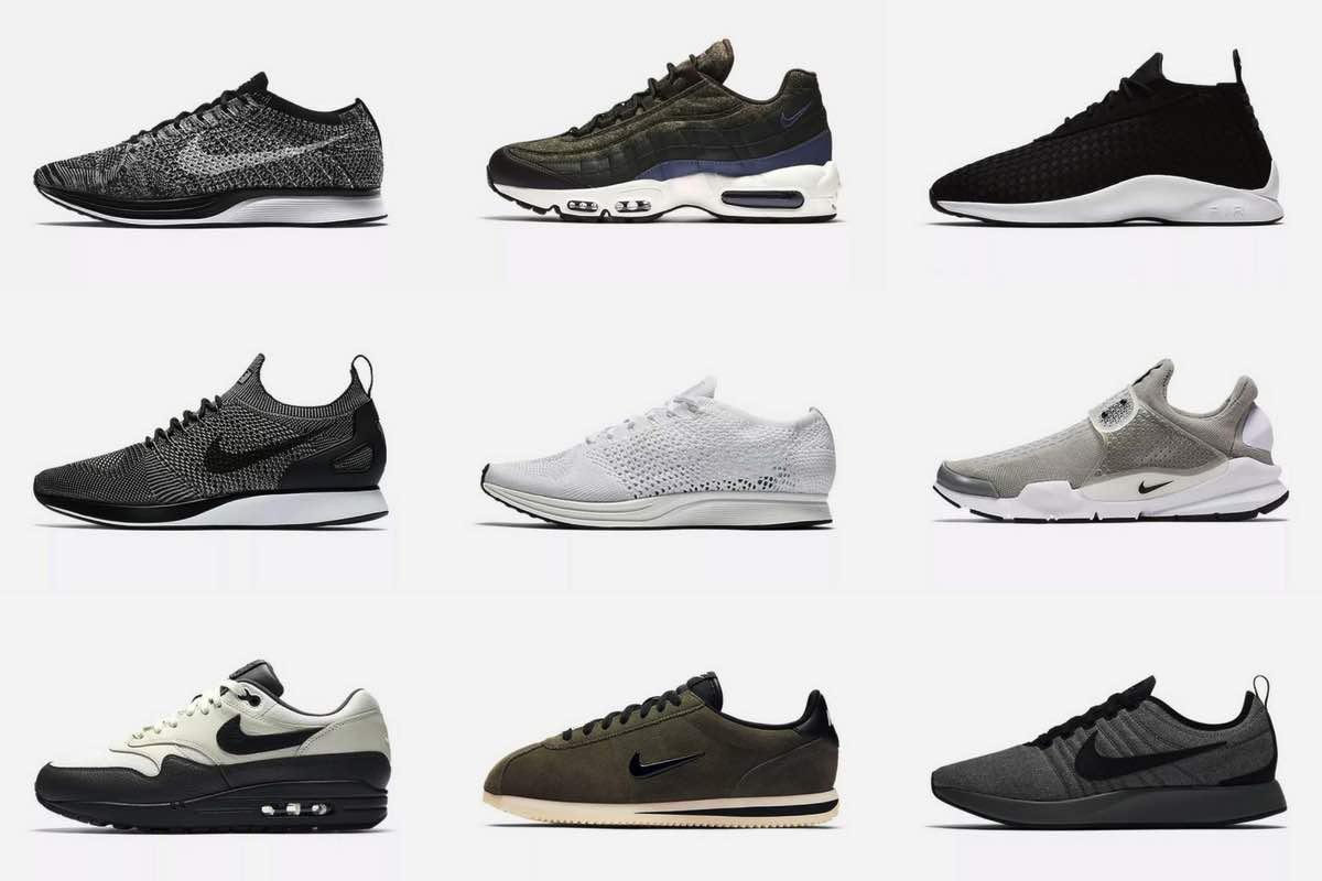 "De 15 bedste deals i Nikes ""End of Season"" udsalg"