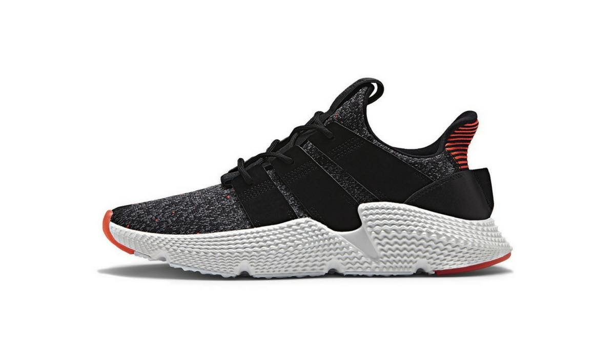 """adidas Prophere """"Core Black/Solar Red"""""""