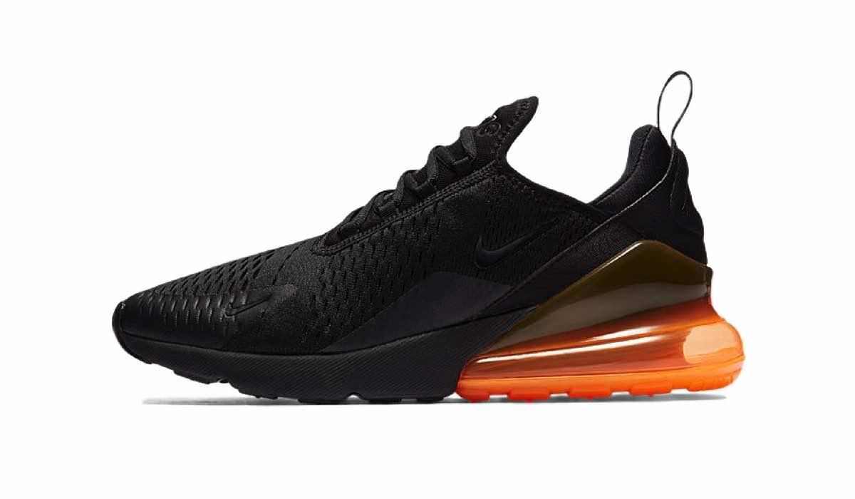 """Nike Air Max 270 """"Total Orange"""""""