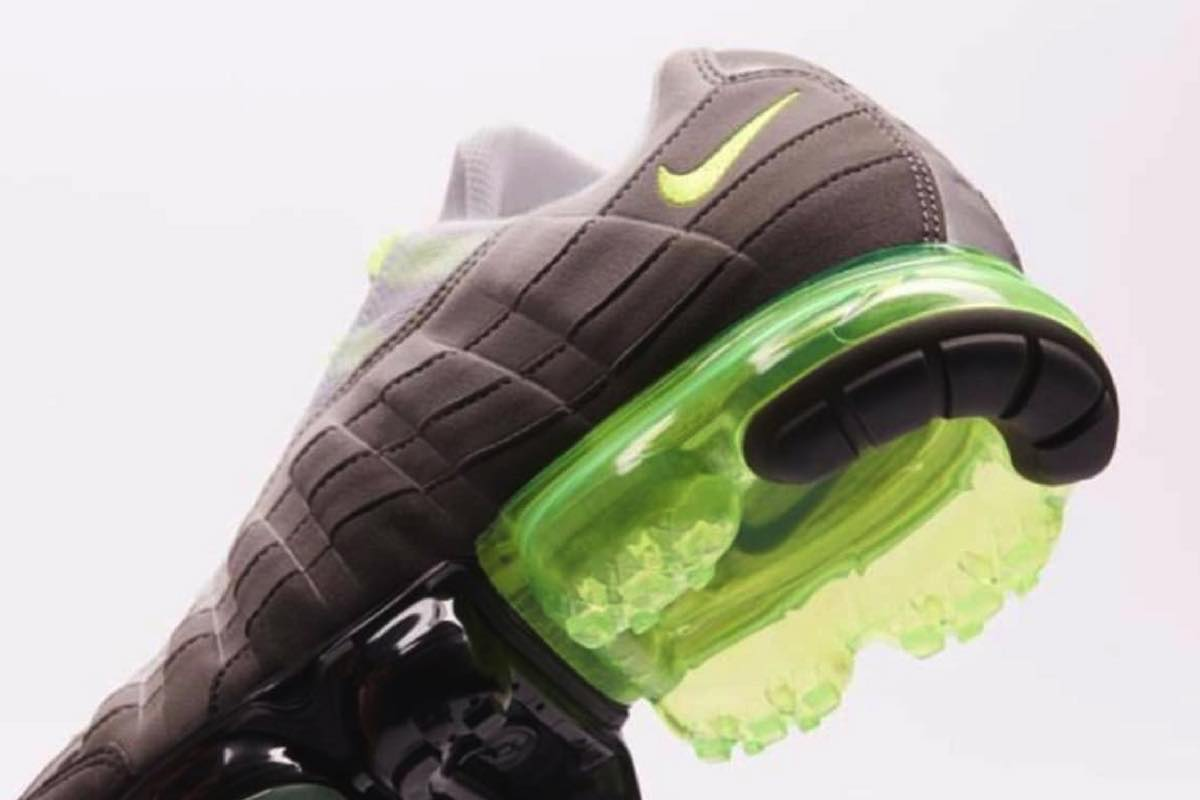 "Sneak Peek: Nike Air Max 95 Vapormax OG ""Neon"""