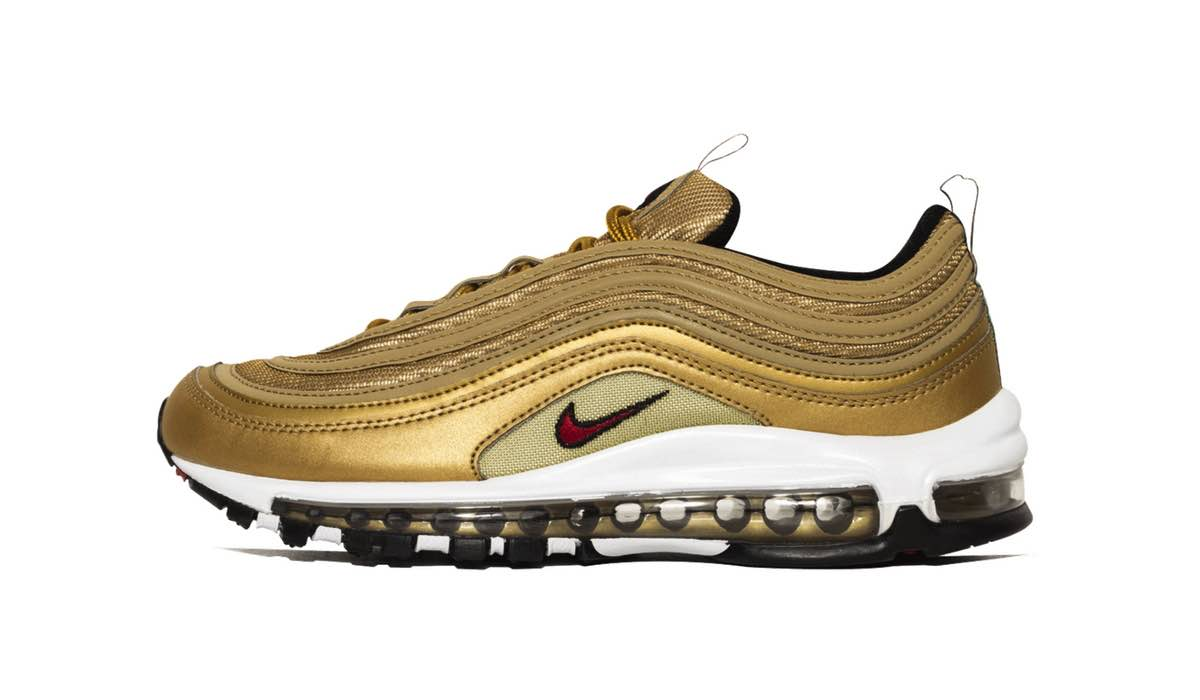 Nike Air Max 97 Gold Italy Edition