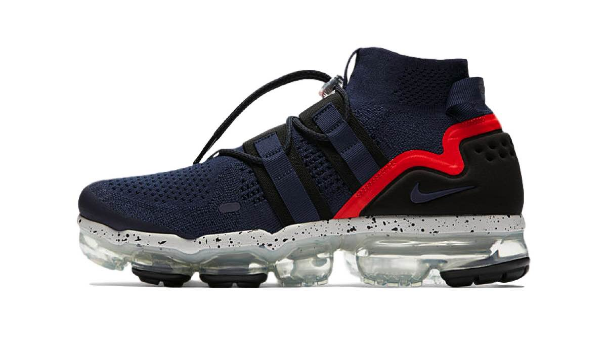 """Nike Air VaporMax Utility """"College Navy"""""""