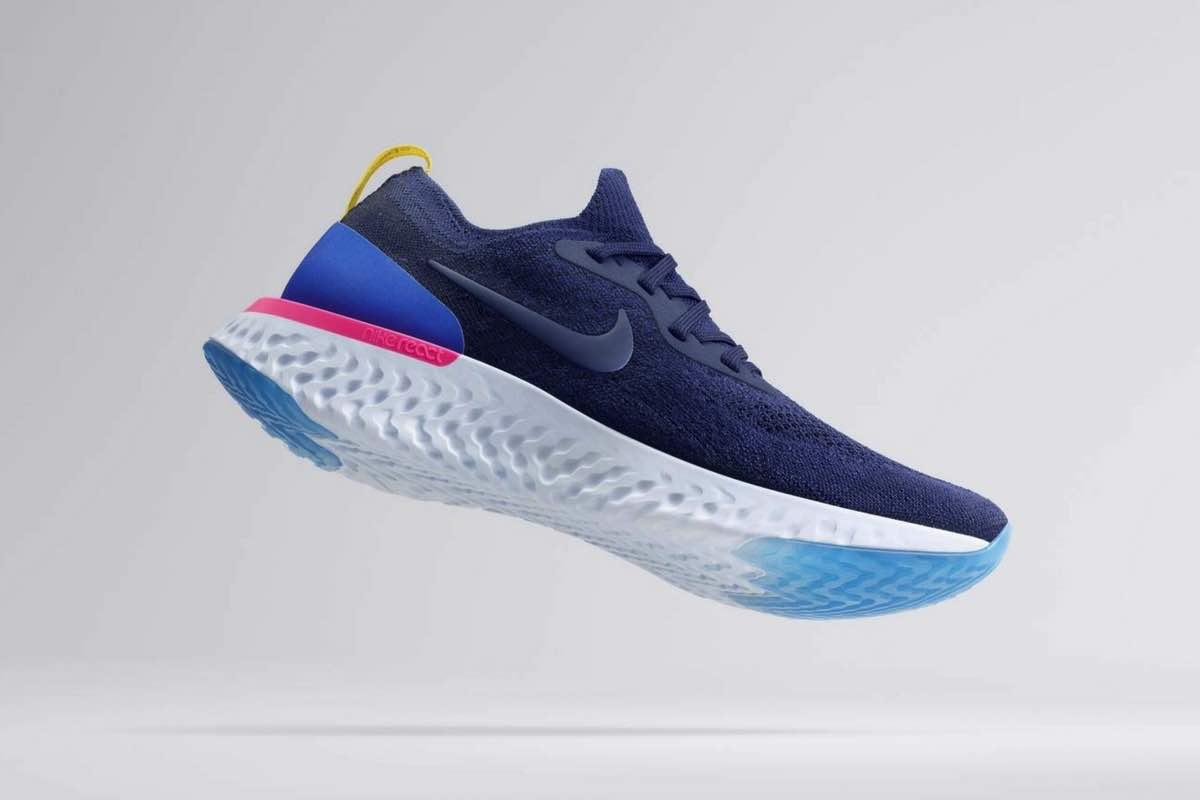 Nike udfordrer konkurrenterne med den nye Epic React