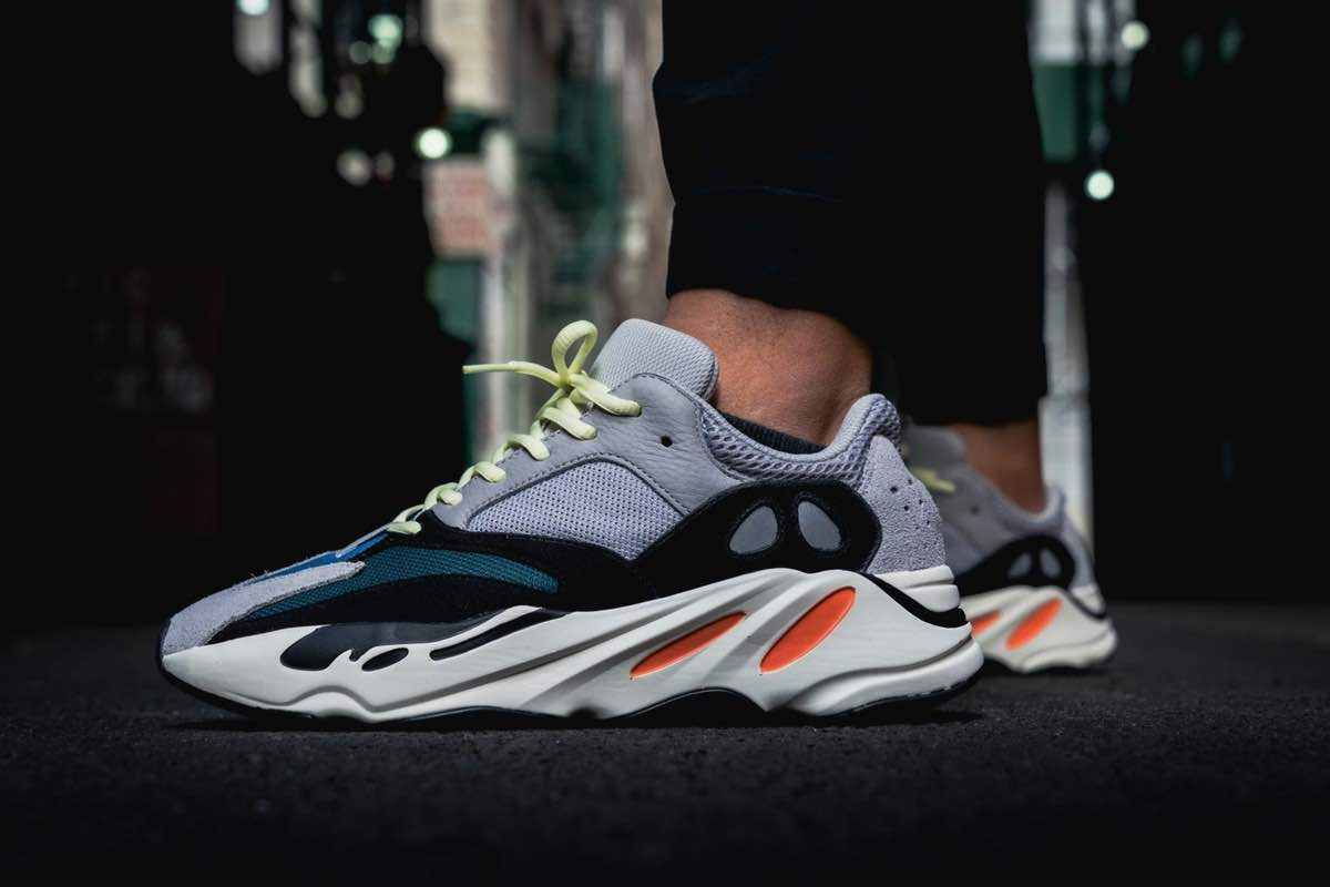 "Restock: YEEZY BOOST 700 ""Wave Runner"""