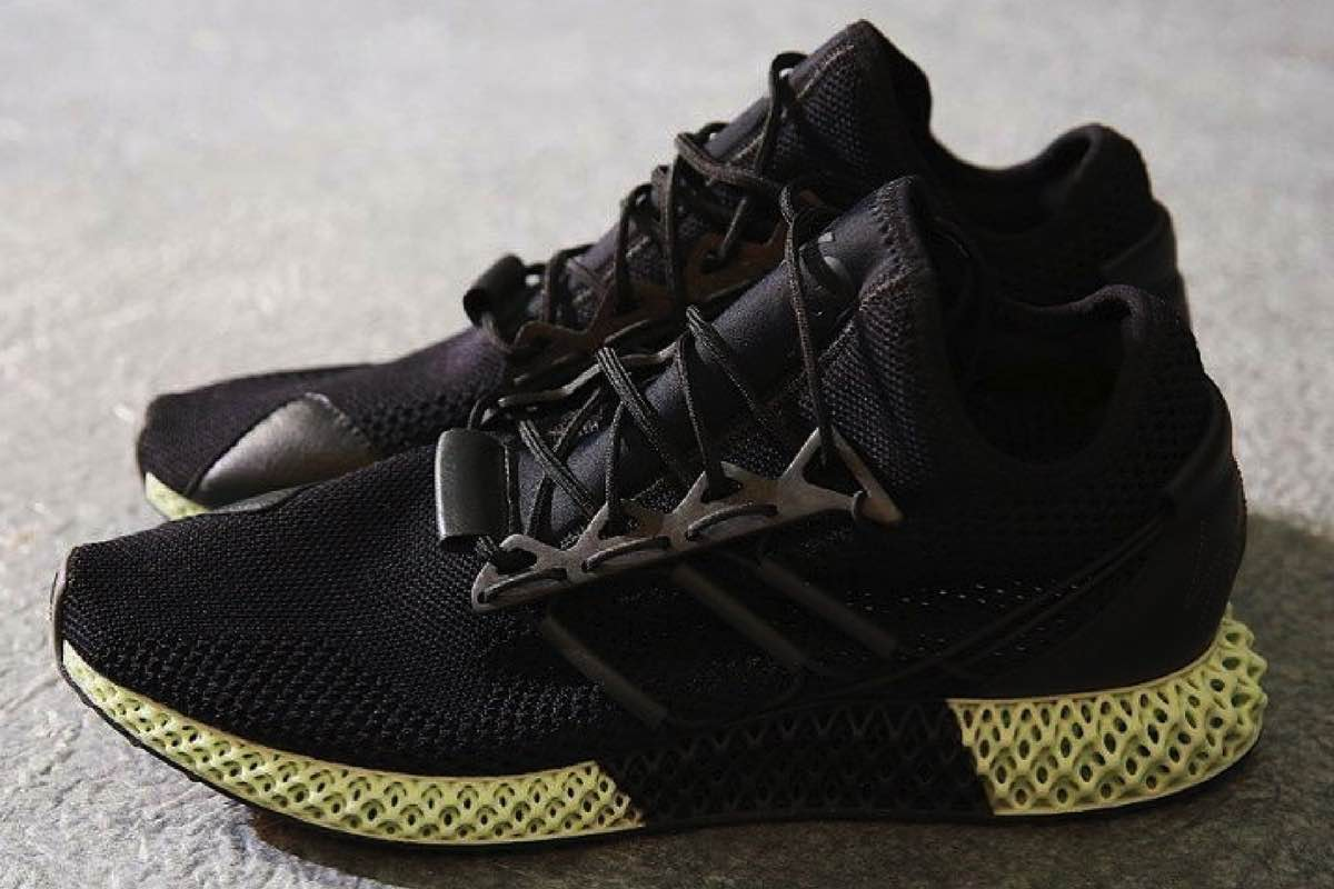 Sneak Peek: adidas Y-3 FutureCraft 4D
