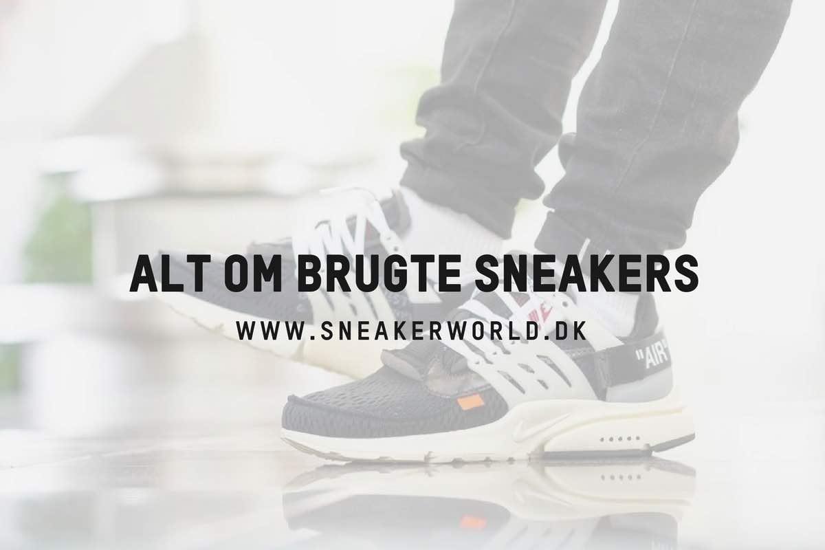 Sælg Brugte Sneakers og Sko | Sneakerworld.dk