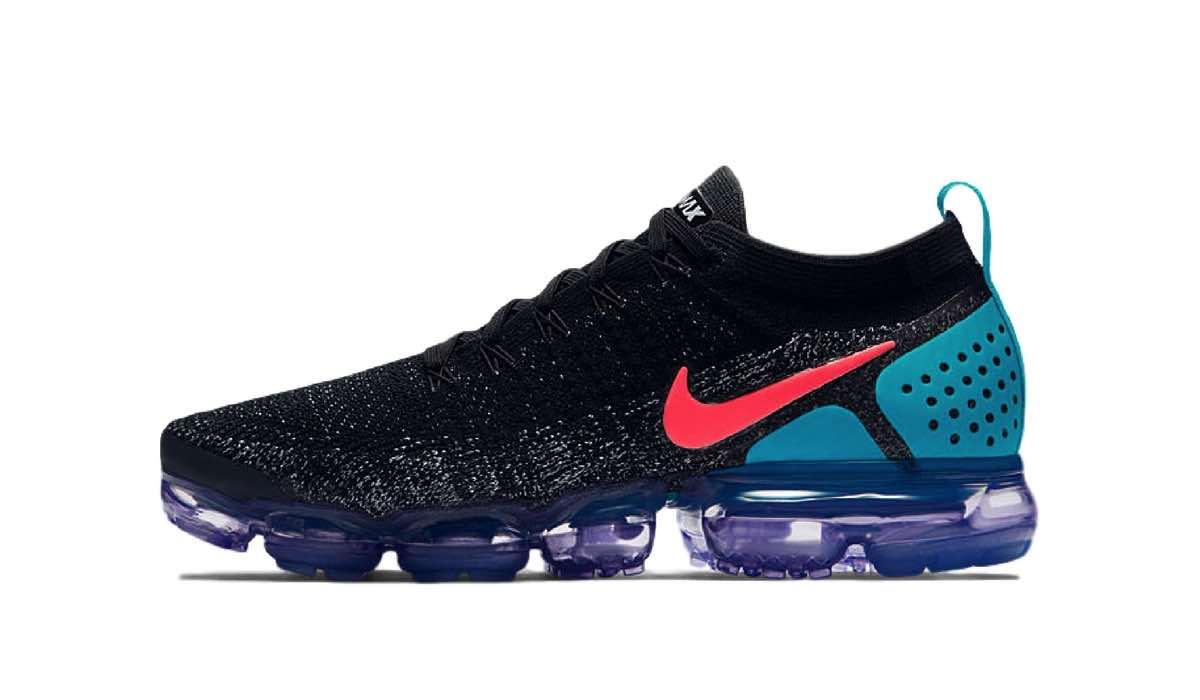 "Nike Air Vapormax 2.0 ""Black/Hot Punch"""