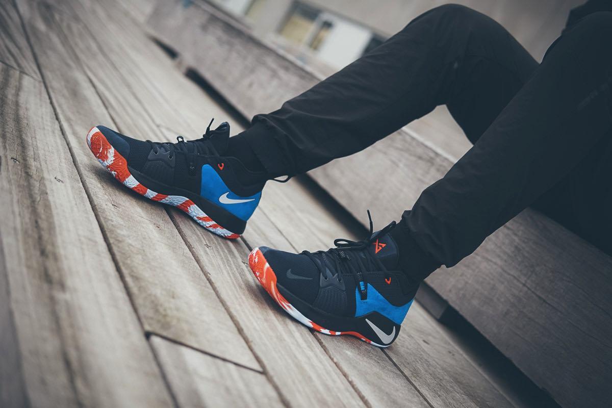 """On Feet: Nike PG 2 """"OKC Home"""""""