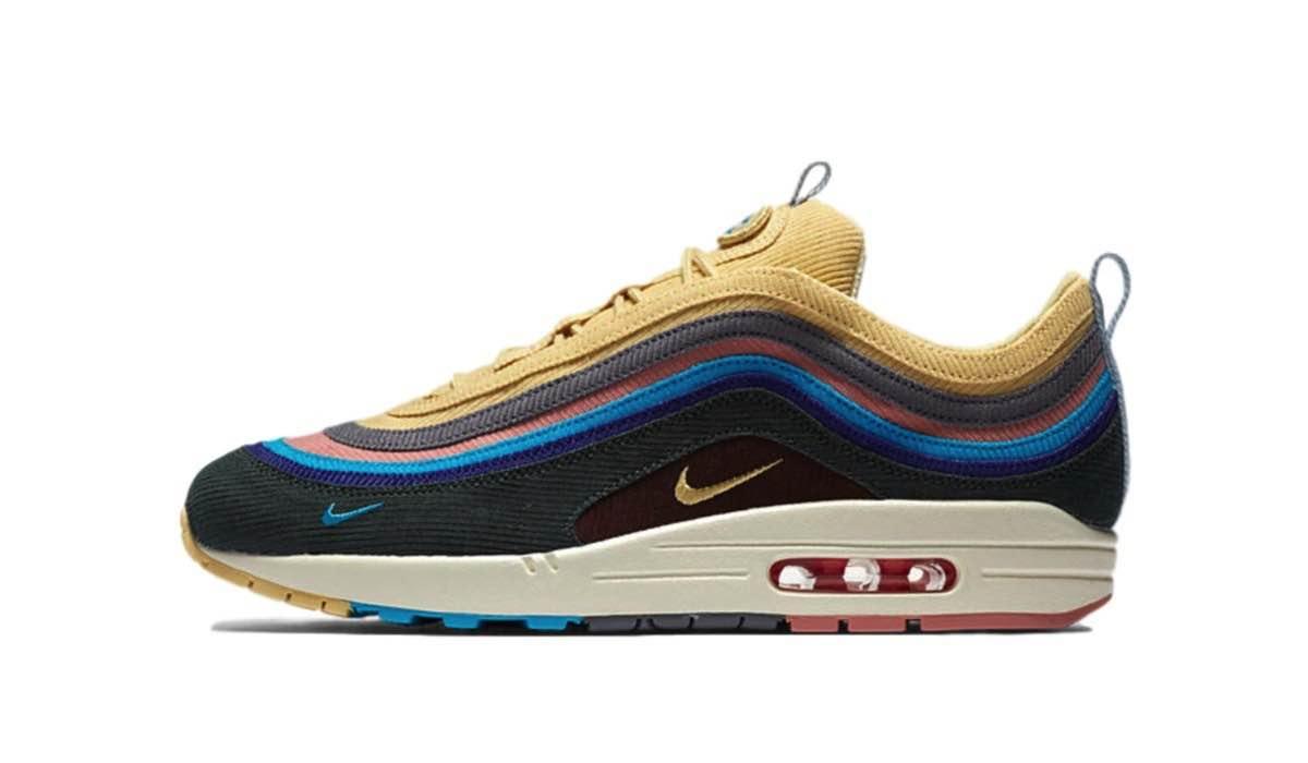 Køb dine nye Nike Air Max sneakers online på Rezetstore.dk