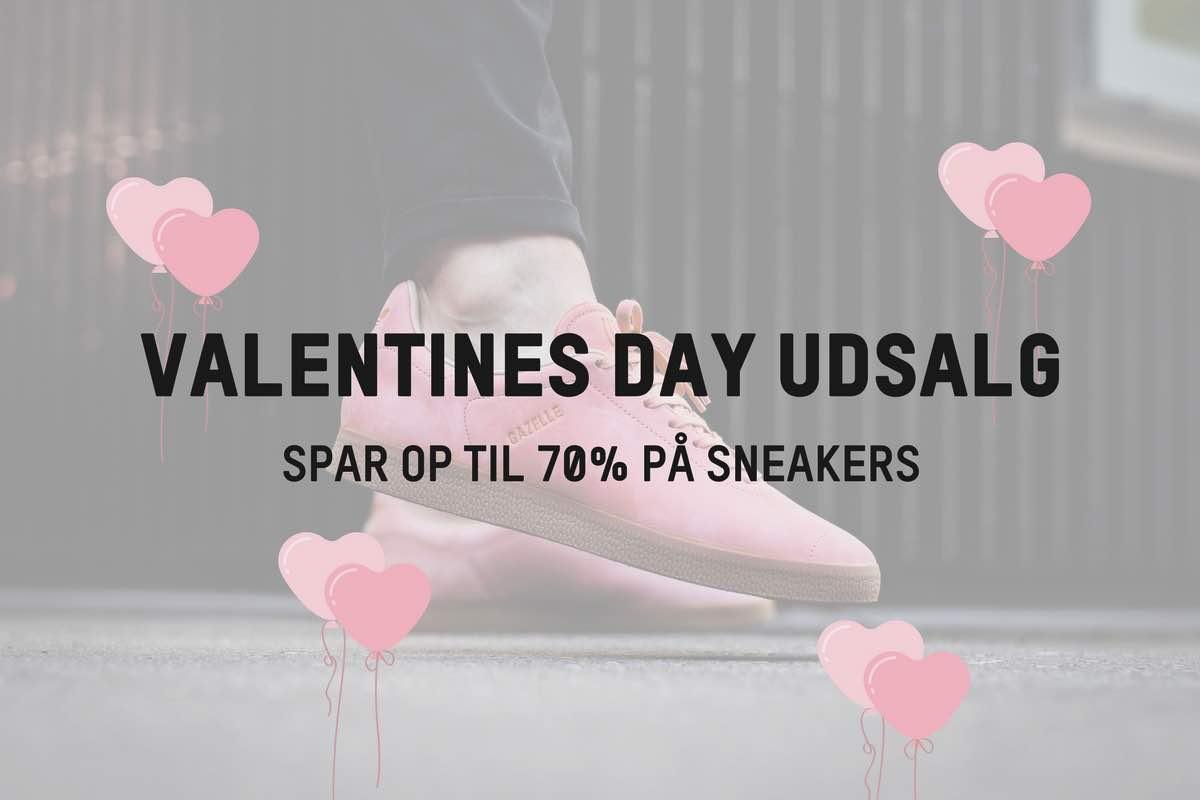 Guide |Valentines Day Udsalg