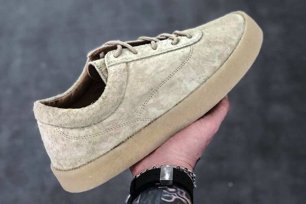 Se Kanyes nye Yeezy Season 6 sneaker