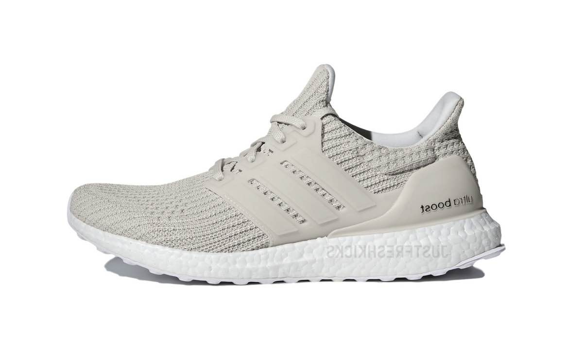 "buy popular 3b42f a59e4 adidas Ultra Boost 4.0 ""Chalk Pearl"" 