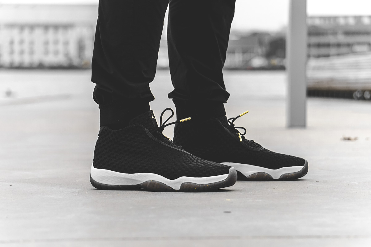 "On Feet | Nike Air Jordan Future ""Black/White"""