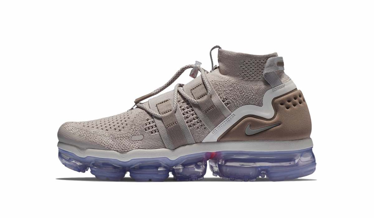 """Nike Air VaporMax Flyknit Utility """"Moon Particle"""""""