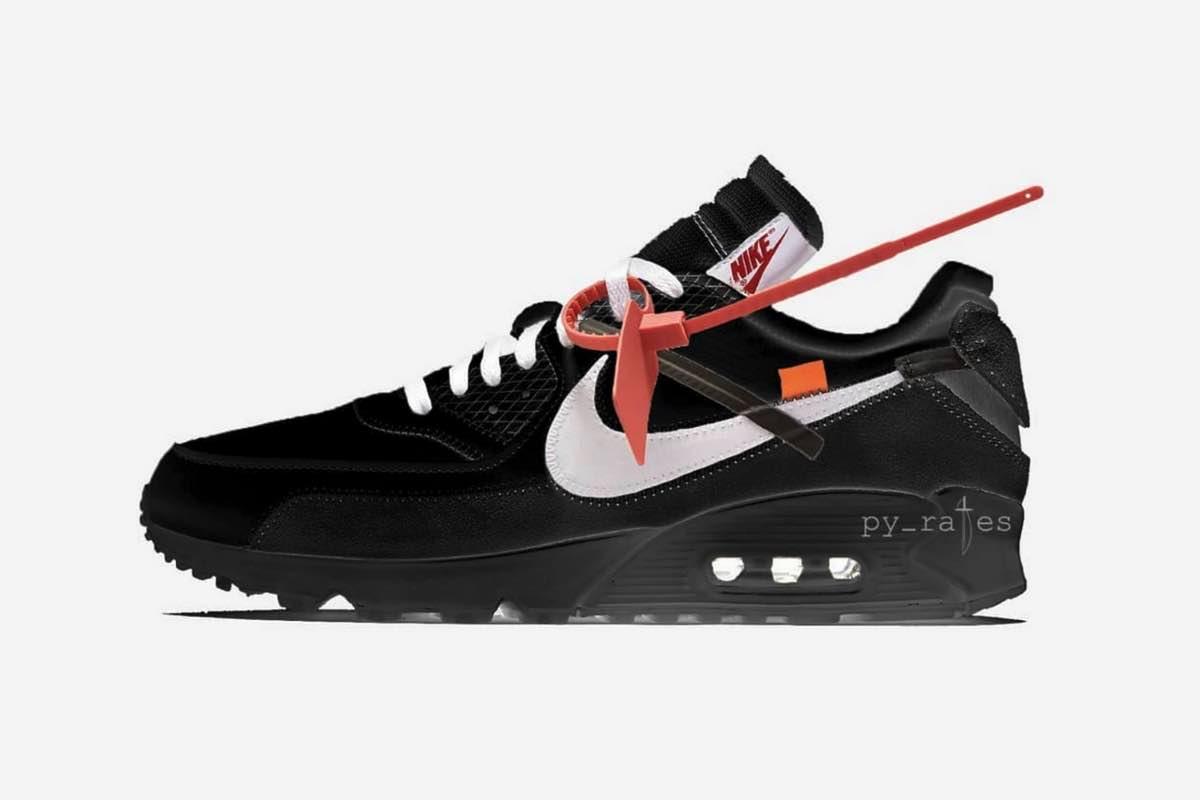 Sneak Peek: To nye OFF-WHITE x Nike-modeller ser dagens lys
