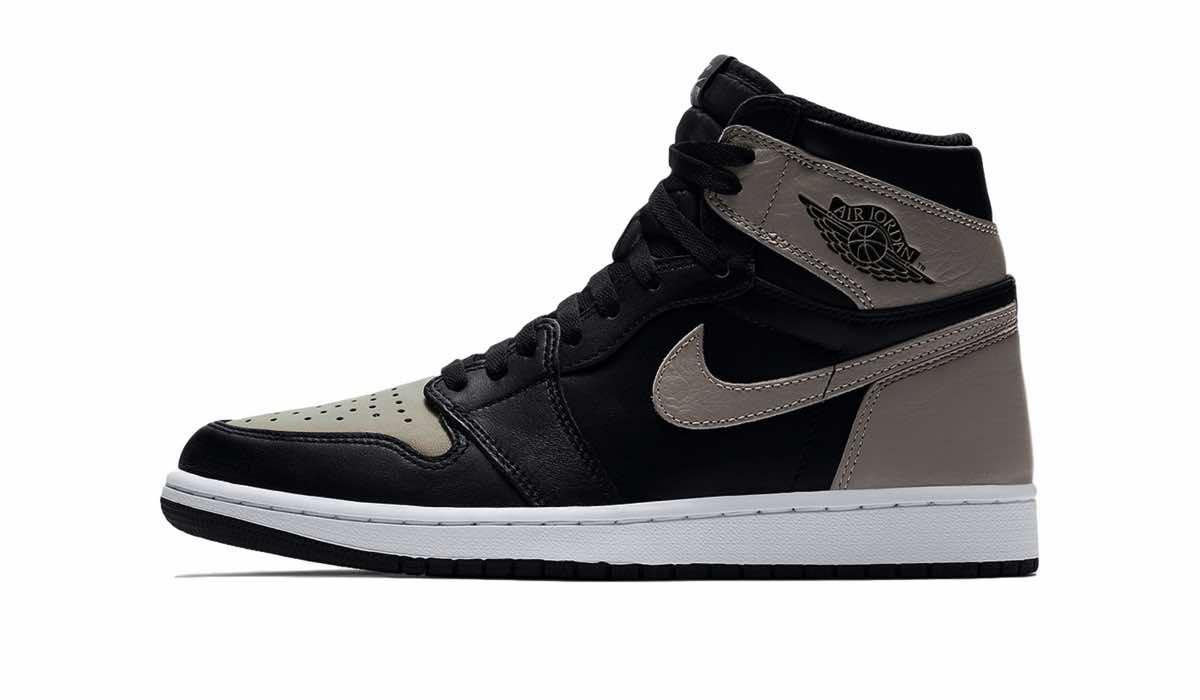 "Nike Air Jordan 1 Retro High OG ""Shadow"" | 555088 013"