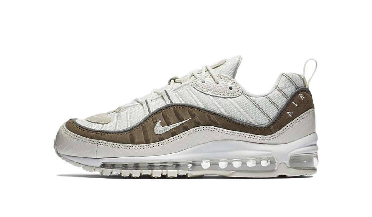 "low priced d6e83 e8623 Nike Air Max 98 SE ""Sail/Sepia Stone"" | AO9380-100 ..."