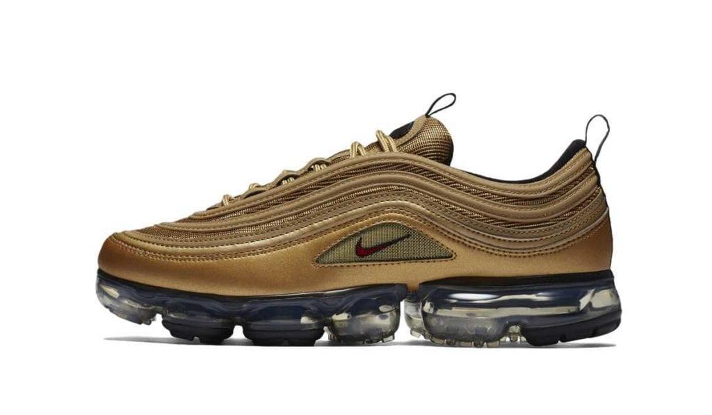 Nike Dame Air Max 97 'Canyon Guld'   917646 700