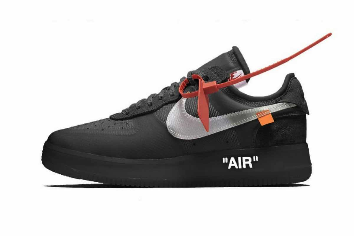 Nike x Off White Air Force One